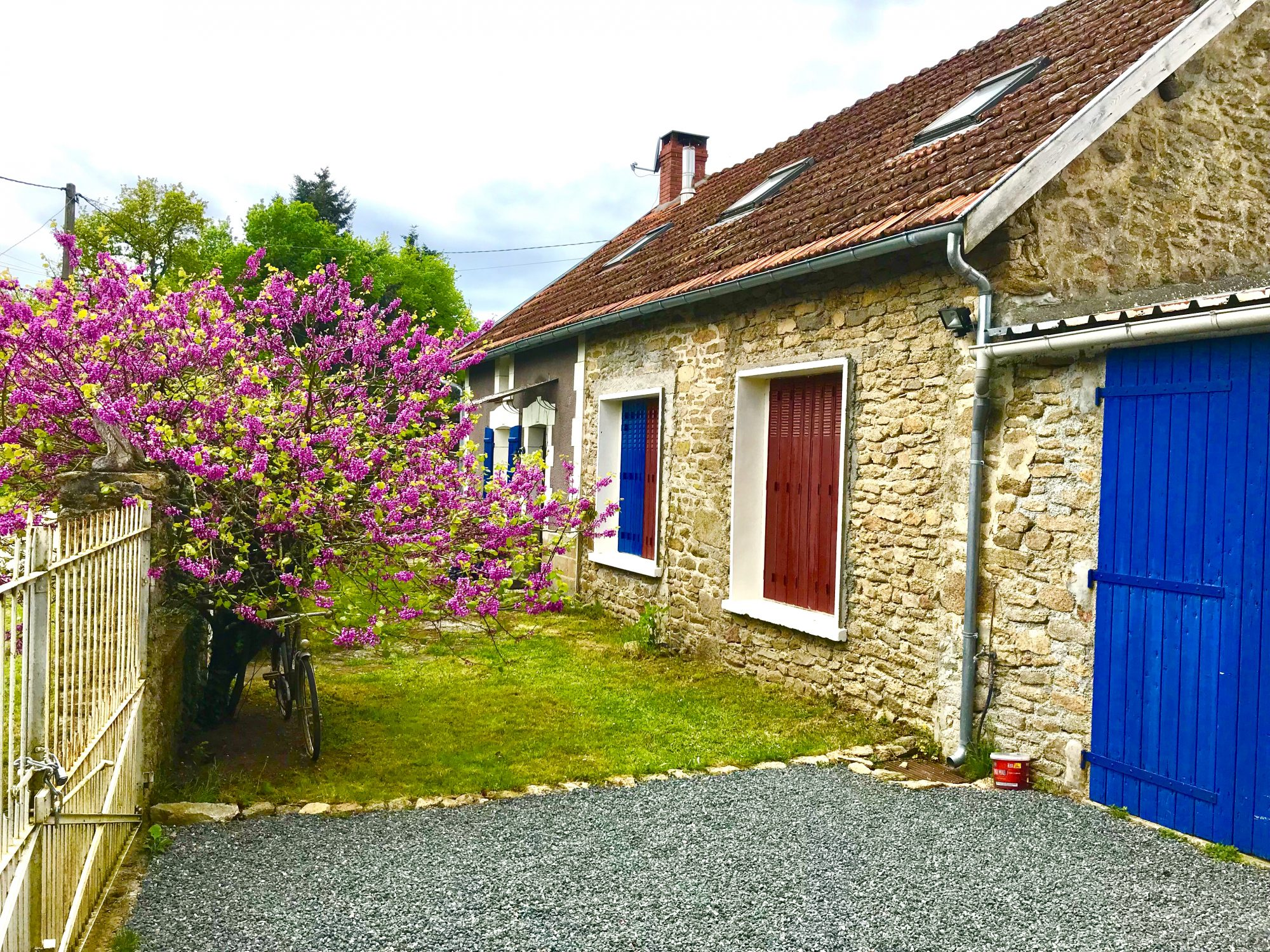 Frans vakantiehuis La Bazonnerie